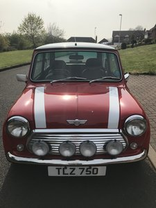 1996 SOLD.  Mini Cooper 13i sports pack
