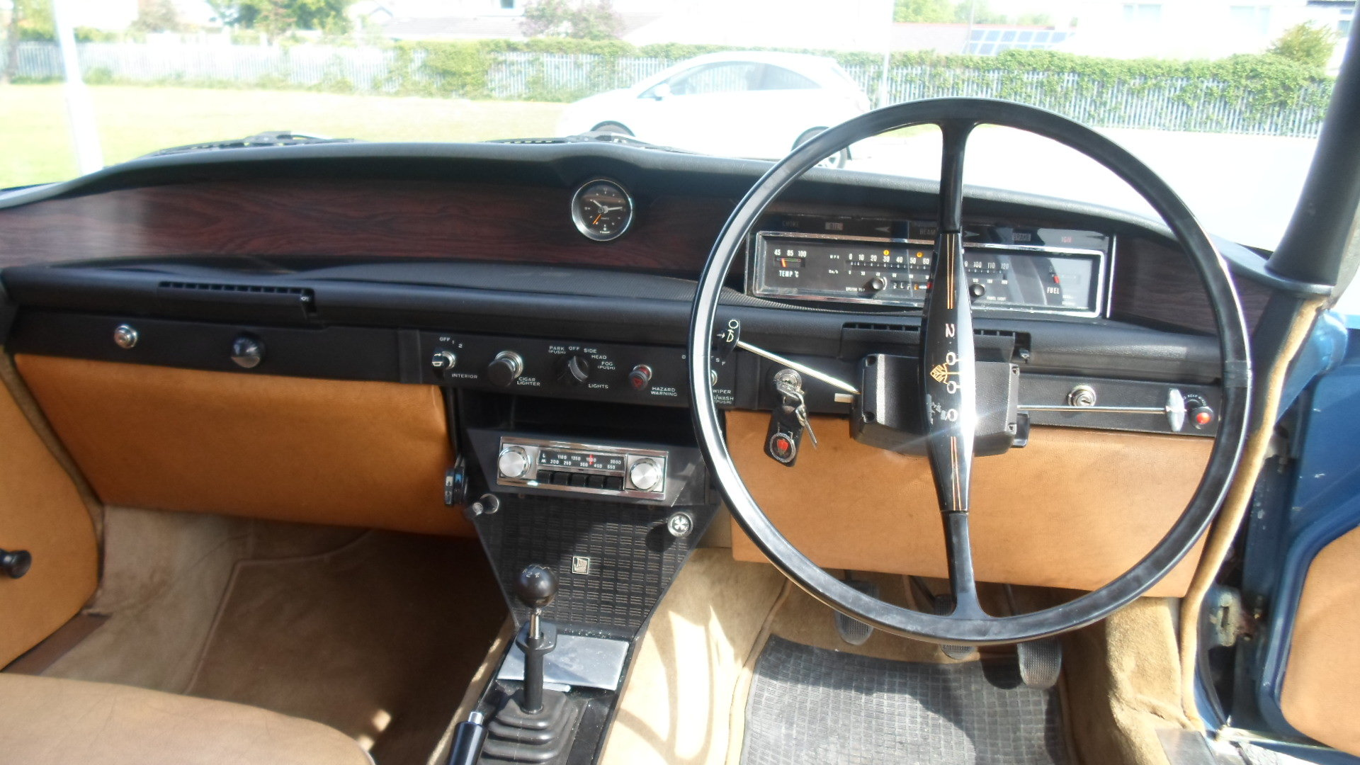ROVER P6 1972 ONE FORMER LADY OWNER MOTED/HISTORY For Sale (picture 4 of 6)
