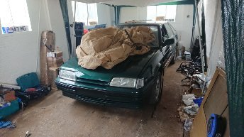 1989 Rover 827 Vitesse Manual project For Sale