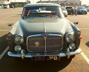 1959 Rover 3 litre P5 Saloon For Sale