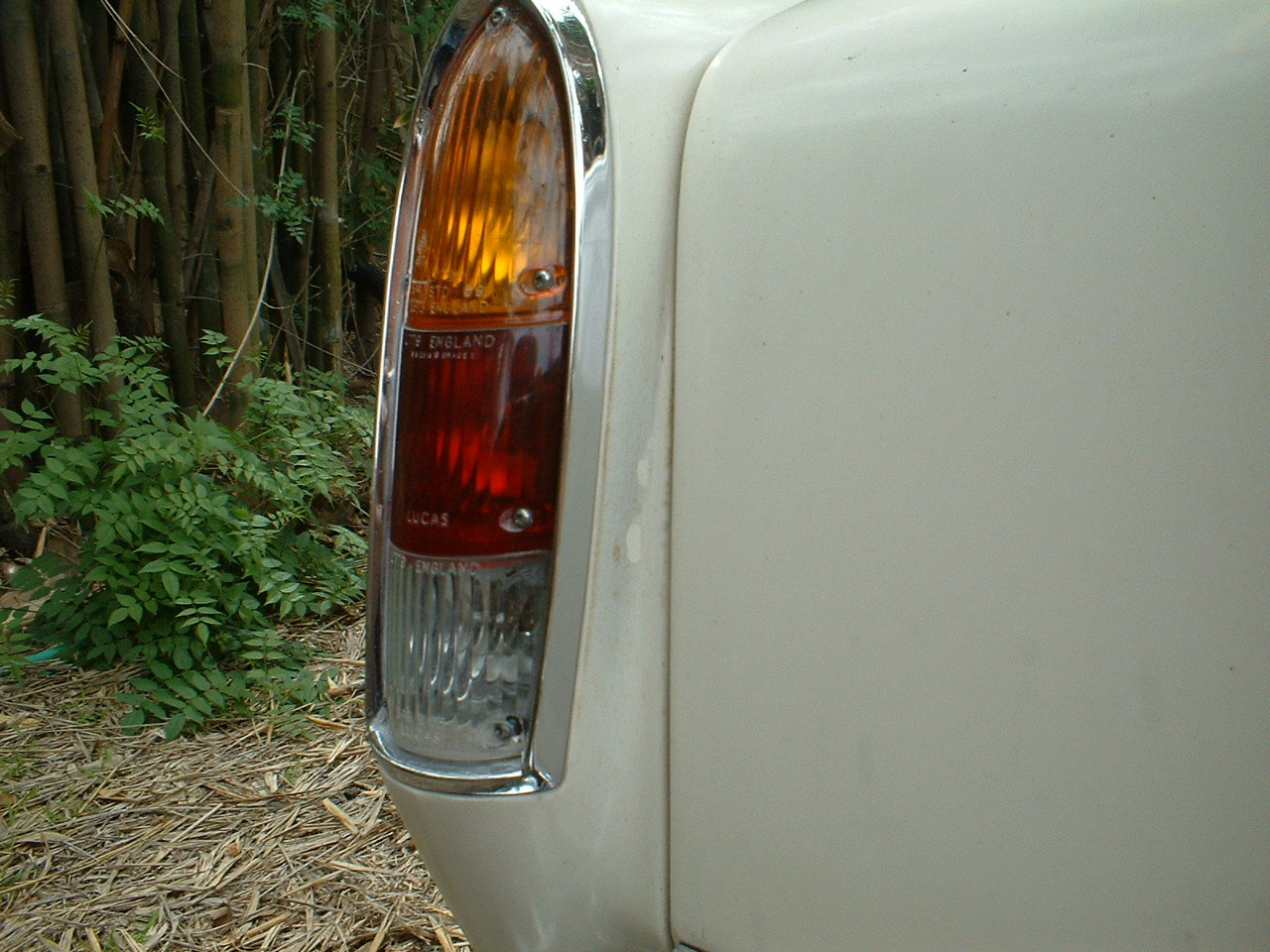 1968 original California car - unrestored, rare in USA For Sale (picture 5 of 6)