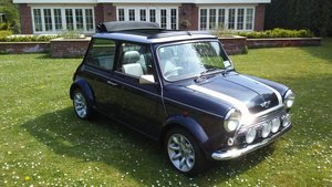 2001 Mini Cooper Sport  only 1252 miles. For Sale