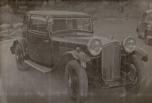 1933 'The last one' - Semi restored project For Sale