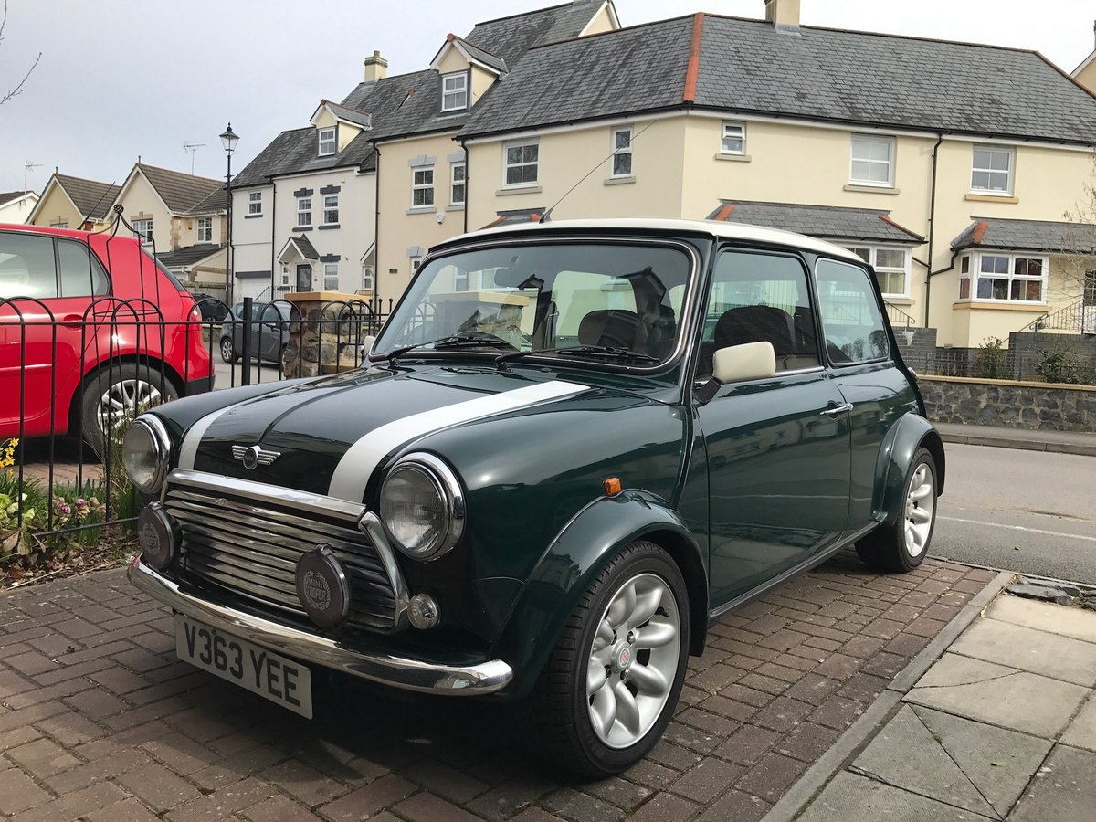 John Cooper LE, 1999 limited edition For Sale (picture 1 of 6)