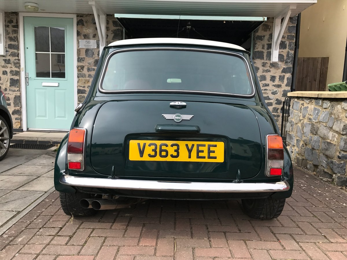 John Cooper LE, 1999 limited edition For Sale (picture 2 of 6)