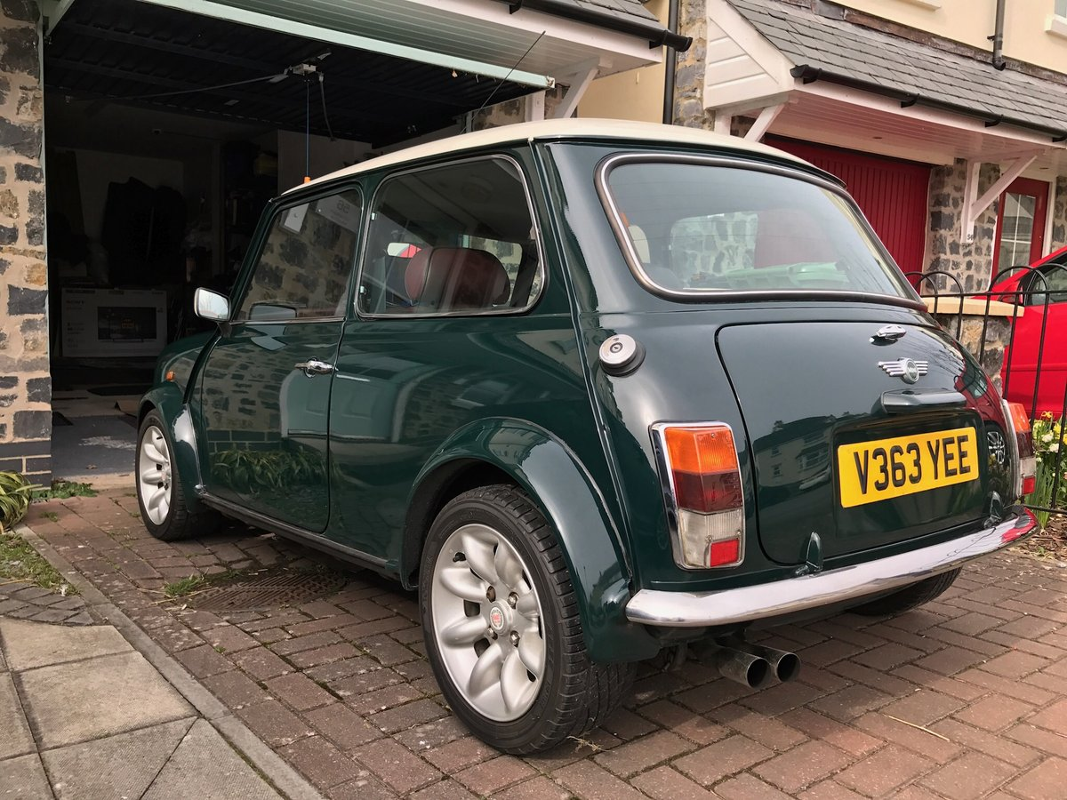 John Cooper LE, 1999 limited edition For Sale (picture 3 of 6)