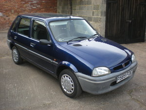1996 ROVER METRO 100 KNIGHTSBRIDGE For Sale