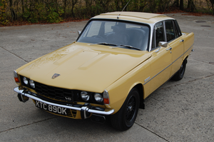 1972 Rover P6b 3500 V8 5 speed manual  SOLD