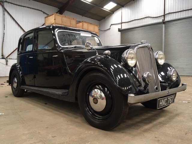 1946 Rover 16 at Morris Leslie Classic Auction 25th May SOLD by Auction (picture 1 of 4)