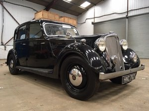 1946 Rover 16 at Morris Leslie Classic Auction 25th May For Sale by Auction