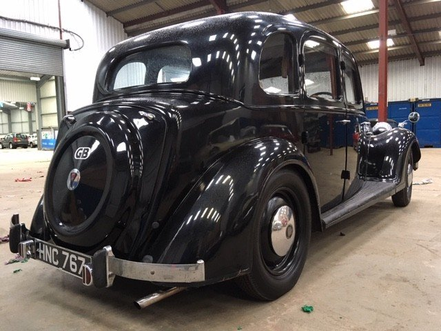 1946 Rover 16 at Morris Leslie Classic Auction 25th May SOLD by Auction (picture 2 of 4)