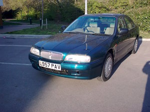 1993 Rover 620 sli 4 door saloon For Sale
