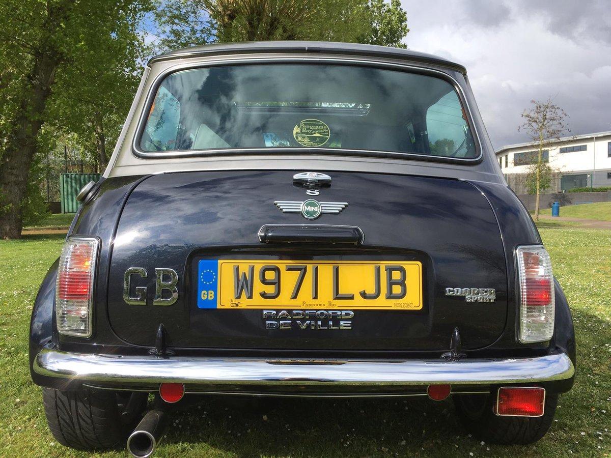 2000 Mini Cooper Sport For Sale (picture 2 of 5)