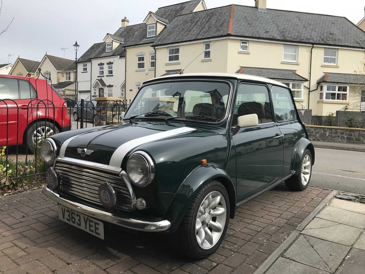 John Cooper LE, 1999 limited edition For Sale (picture 6 of 6)