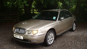 2000 Rover 75 2.5 V6 Connoisseur SE For Sale