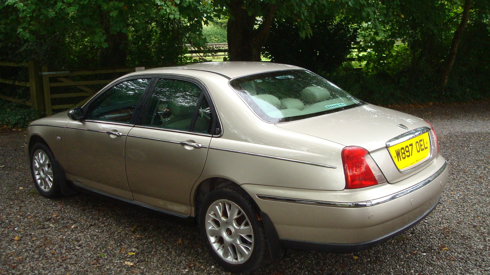 2000 Rover 75 2.5 V6 Connoisseur SE For Sale (picture 3 of 6)