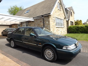 1999 Rover 800 A unique opportunity. For Sale