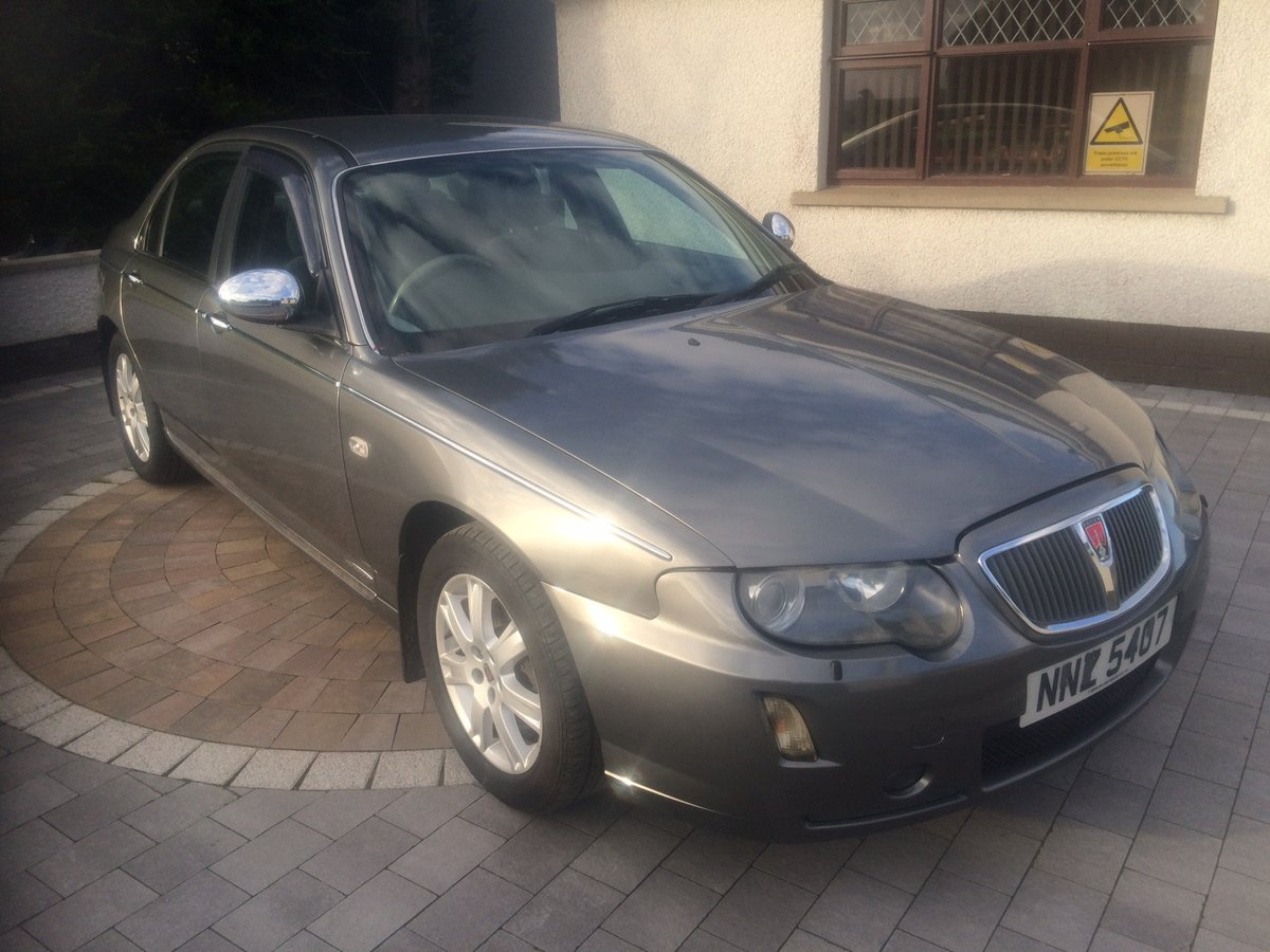 2006 Rover 75 Diesel For Sale (picture 1 of 6)