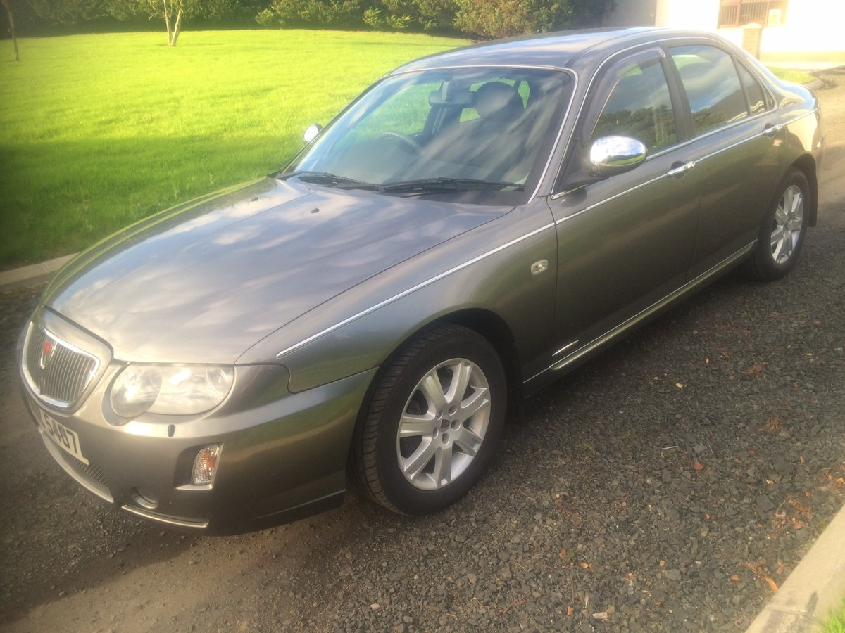 2006 Rover 75 Diesel For Sale (picture 2 of 6)