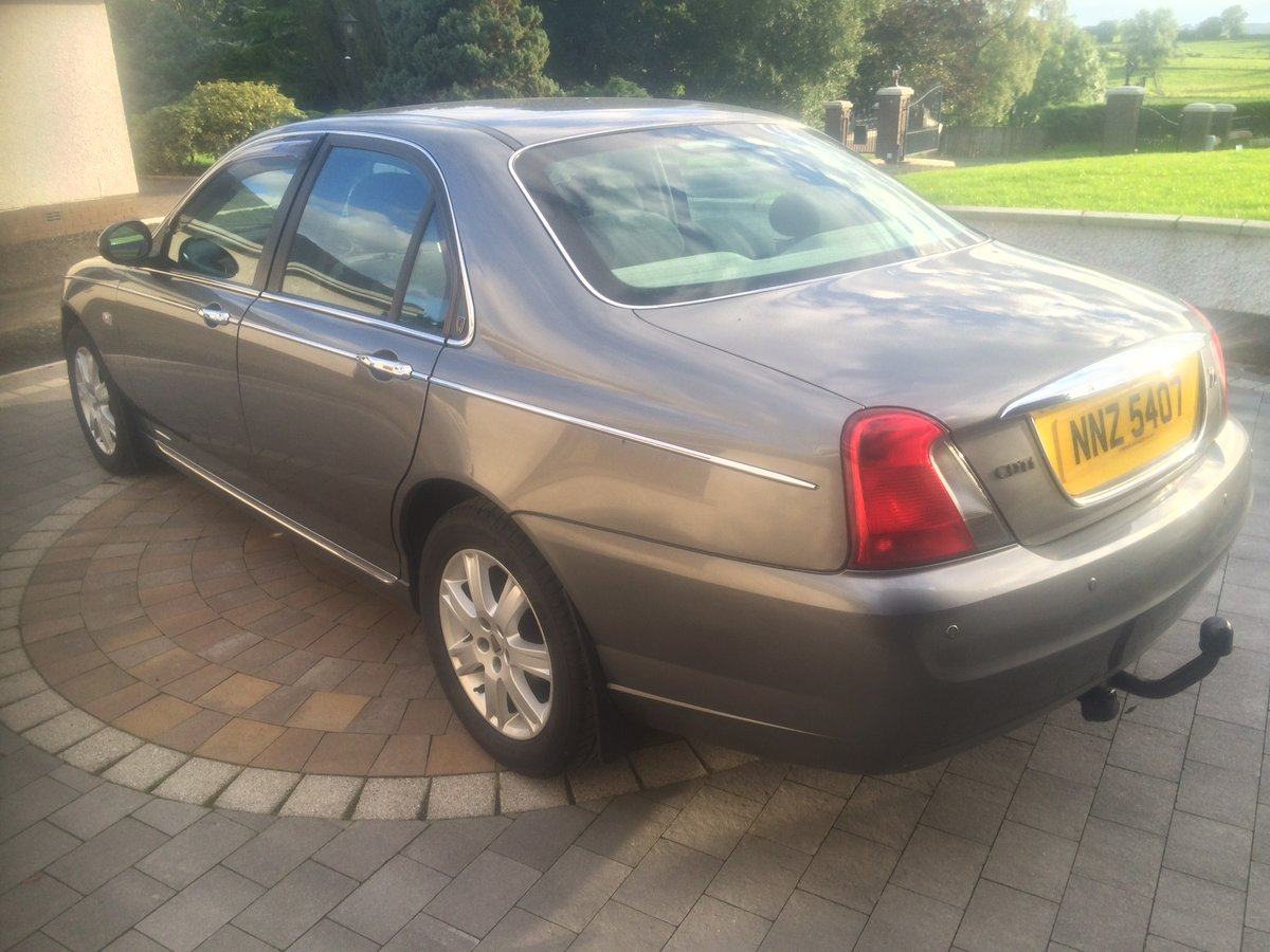 2006 Rover 75 Diesel For Sale (picture 3 of 6)