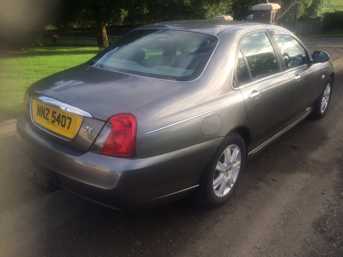 2006 Rover 75 Diesel SOLD (picture 4 of 6)