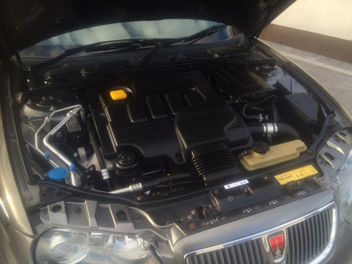 2006 Rover 75 Diesel For Sale (picture 6 of 6)