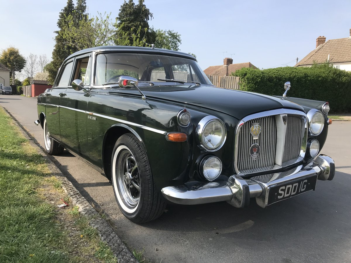 1969 Rover p5b SOLD (picture 1 of 6)