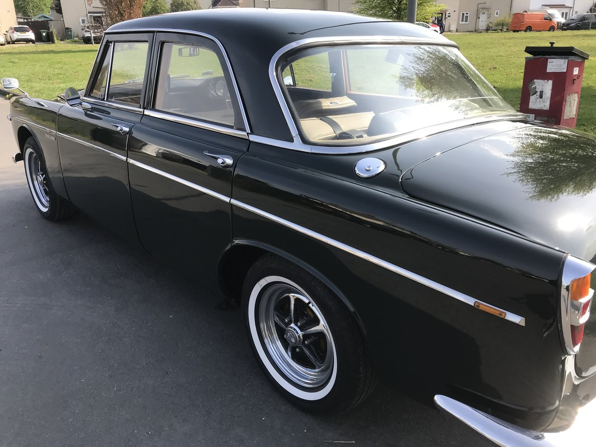 1969 Rover p5b SOLD (picture 2 of 6)