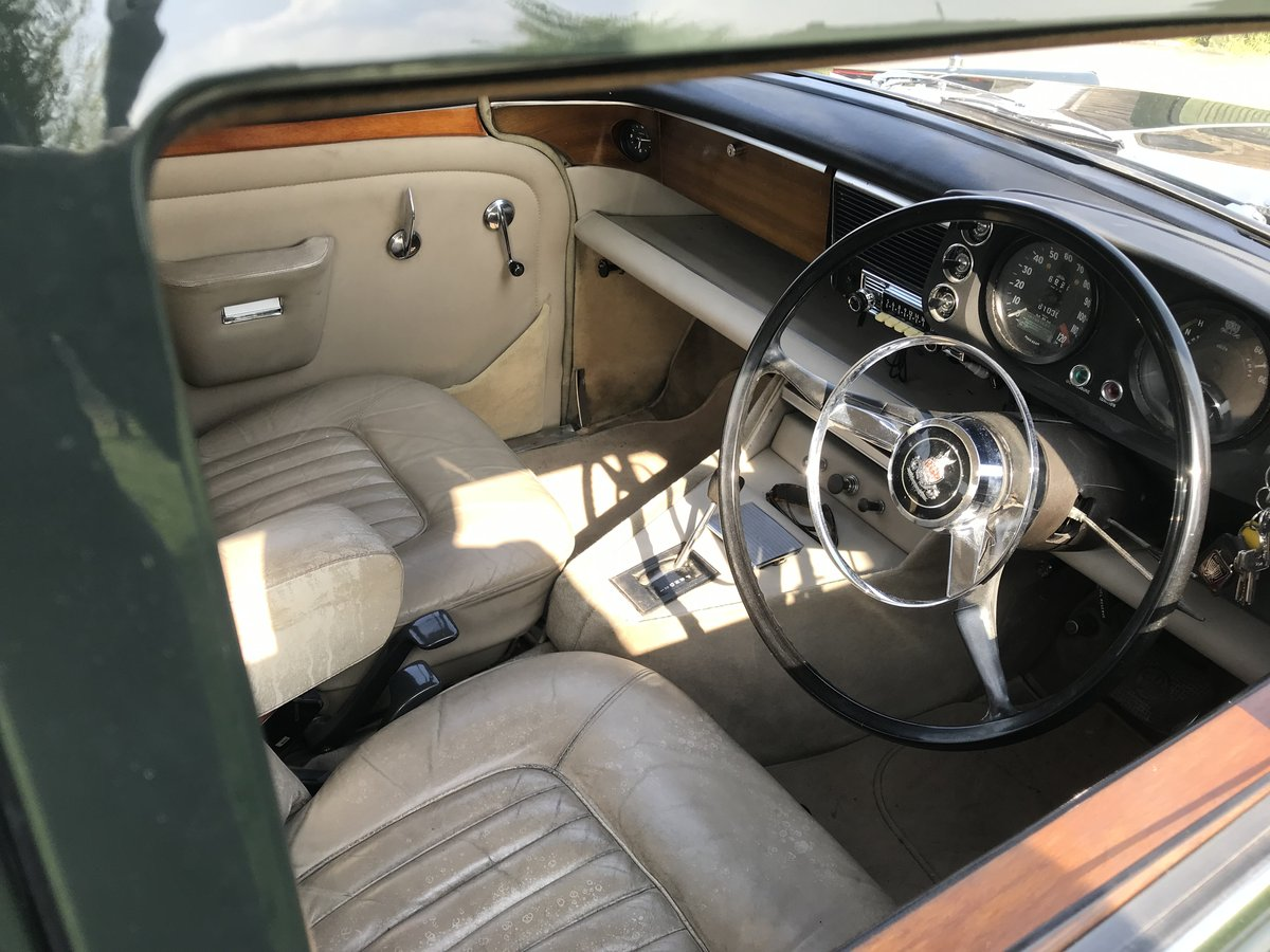 1969 Rover p5b SOLD (picture 5 of 6)
