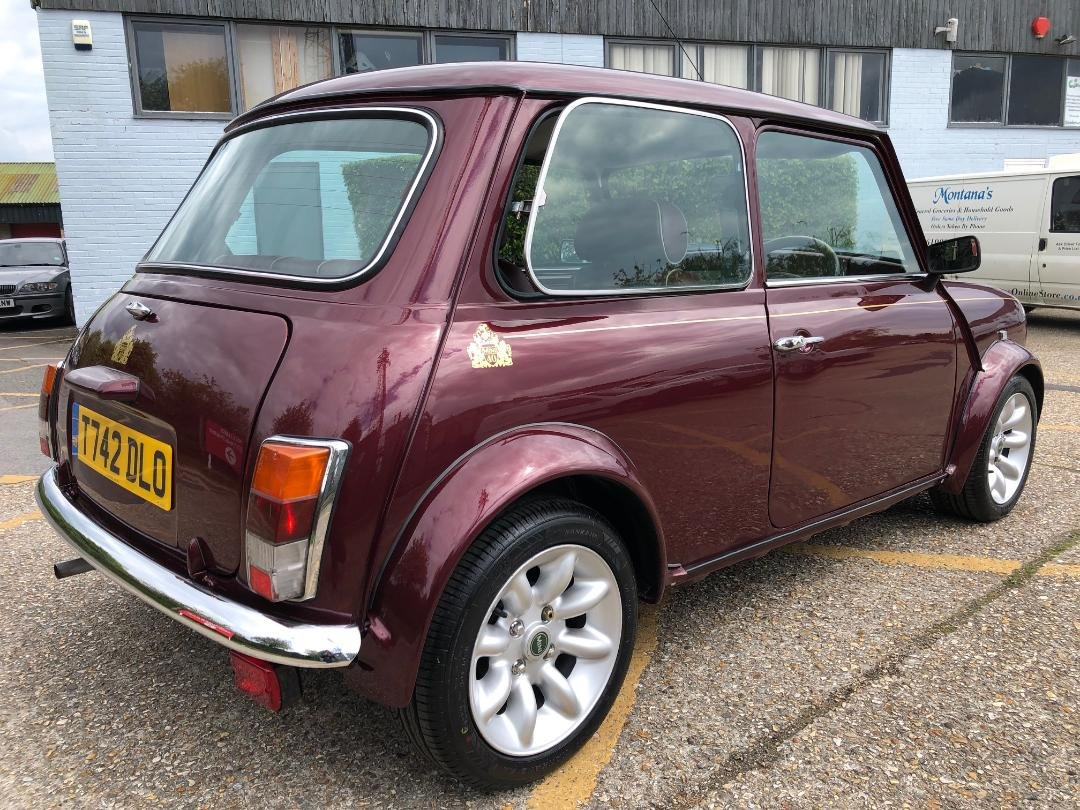 1999 Rover Mini 40. 1275. MPi. Mulberry Red. Very rare For Sale (picture 2 of 6)