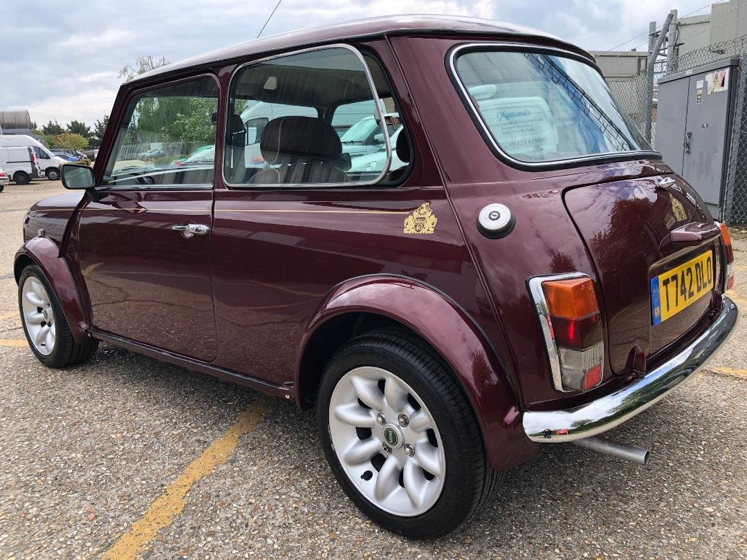 1999 Rover Mini 40. 1275. MPi. Mulberry Red. Very rare For Sale (picture 3 of 6)
