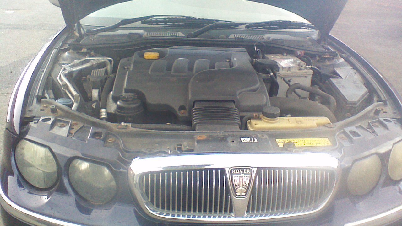 2003 Rover 75 Connoisseur saloon diesel For Sale (picture 5 of 5)