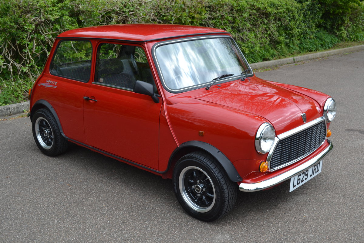 1994 Exceptionally low mileage Classic Mini For Sale (picture 1 of 6)