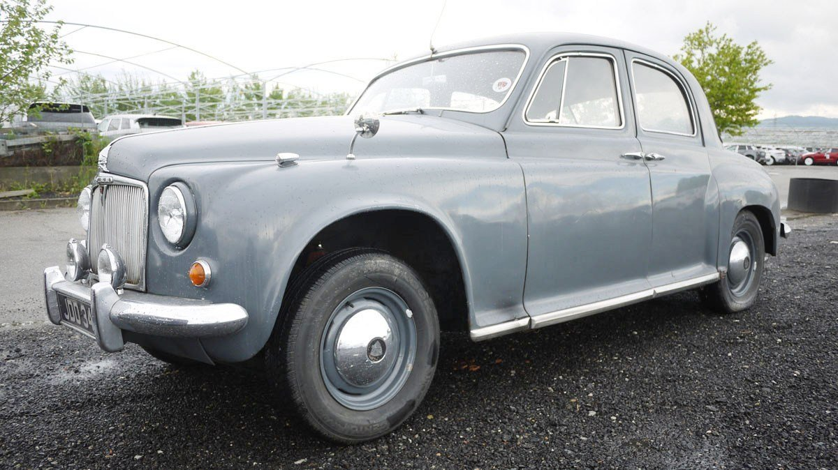 1956 Rover 75 For Sale by Auction (picture 1 of 4)