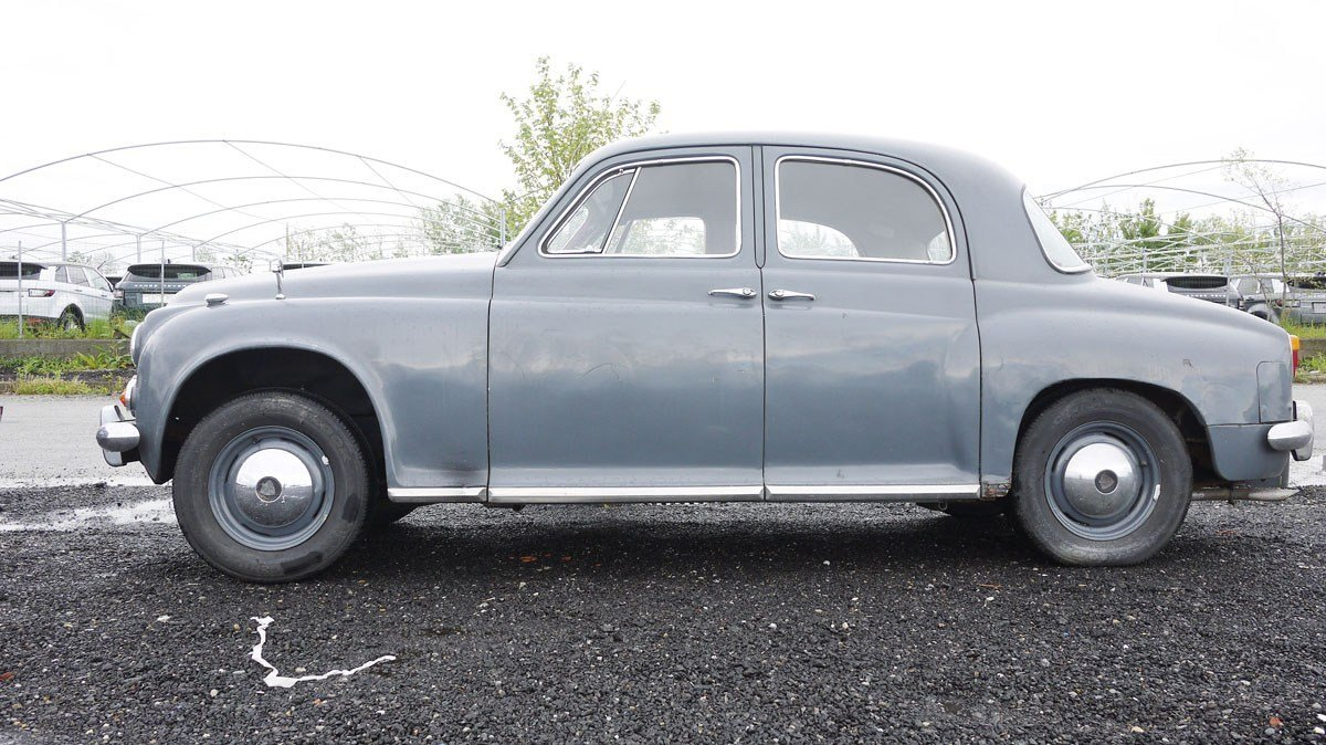 1956 Rover 75 For Sale by Auction (picture 2 of 4)