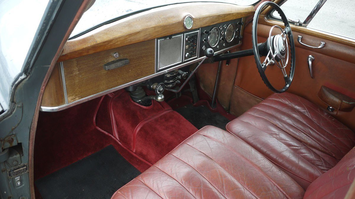 1956 Rover 75 For Sale by Auction (picture 3 of 4)