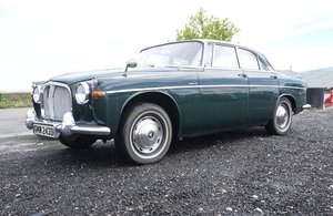 1966 Rover P5 Coupe Mark III For Sale by Auction
