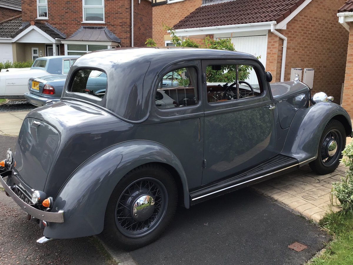 1939 P2 ROVER 10 COUPÉ  For Sale (picture 1 of 6)