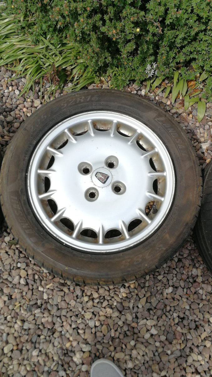 1999 Rover 800 Sterling alloys  For Sale (picture 5 of 6)