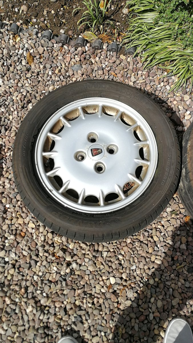 1999 Rover 800 Sterling alloys  For Sale (picture 6 of 6)