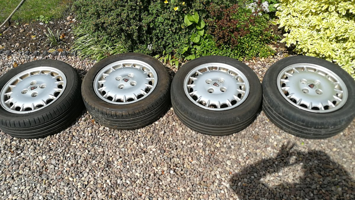 1999 Rover 800 Sterling alloys  For Sale (picture 1 of 6)
