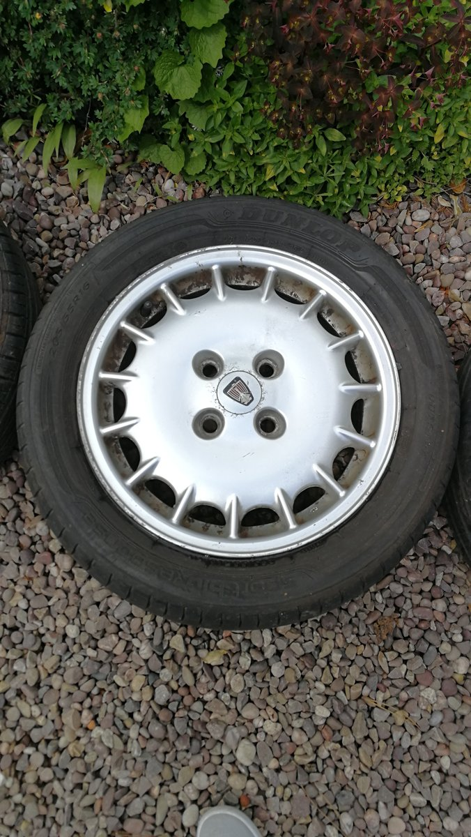 1999 Rover 800 Sterling alloys  For Sale (picture 4 of 6)