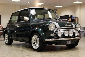 2000 Mini Cooper Sports 1300-One owner from new SOLD