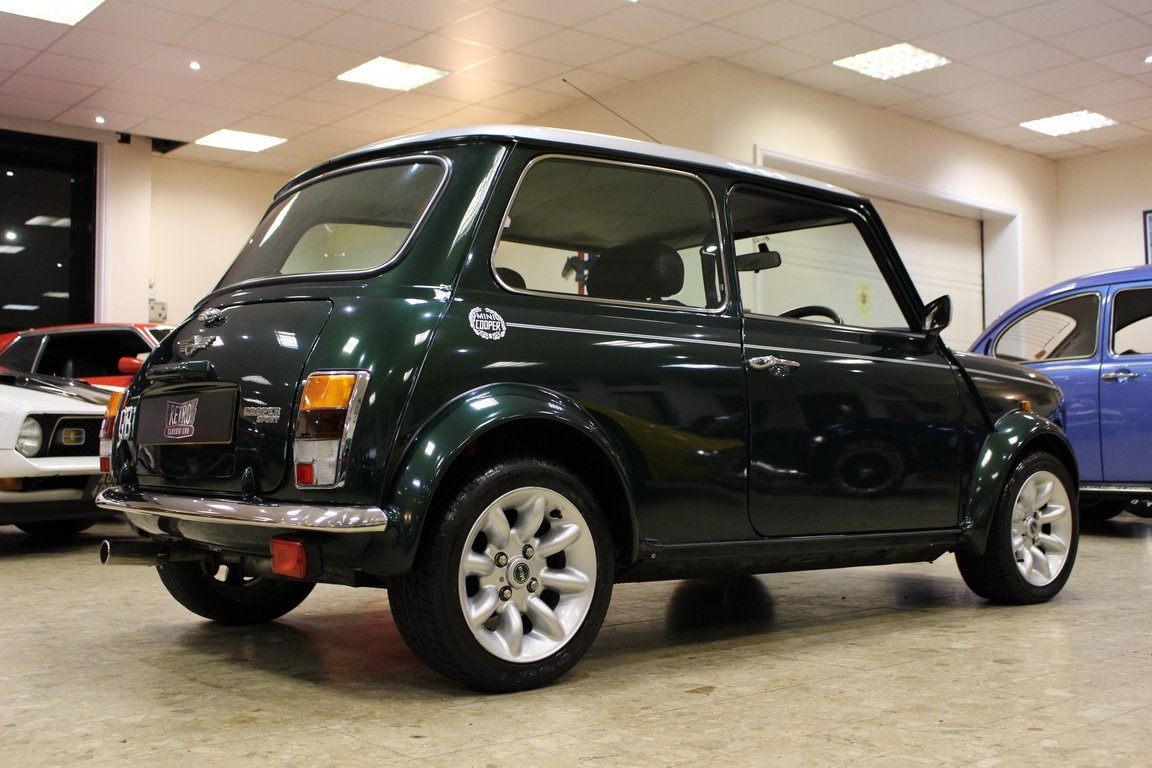 2000 Mini Cooper Sports 1300-One owner from new SOLD (picture 3 of 6)