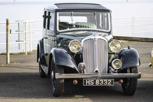 FULLY RESTORED 1935 ROVER 12 For Sale