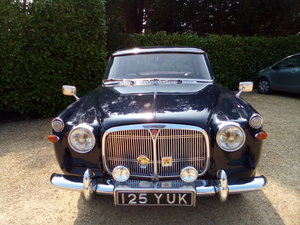 1962 ROVER P5 Mk1a. With Power Steering. For Sale