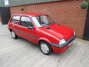 1993 Rover Metro - 22k miles - 2 owner - DIESEL For Sale