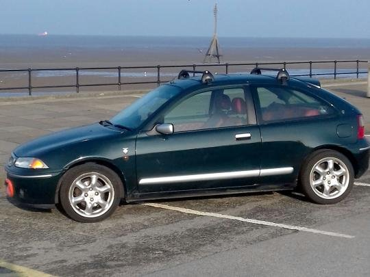 1999 Rover 200 BRM For Sale by Auction (picture 1 of 1)