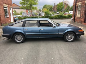 Rover SD1 V8 Auto Vanden Plas 1984 For Sale