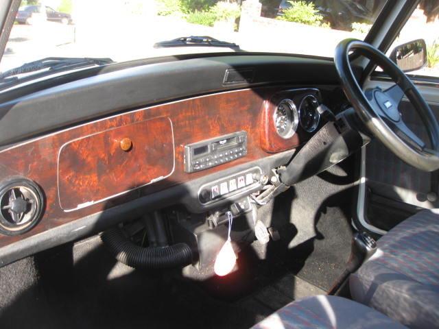 1994 Rover Mini 1275 Sprite For Sale (picture 4 of 6)